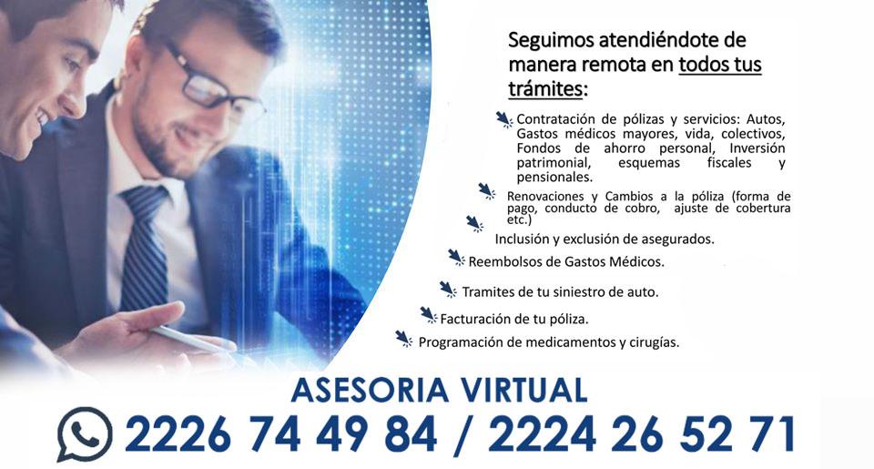 asesoria virtual en finanzas personales seguros medicos m&c consultores puebla