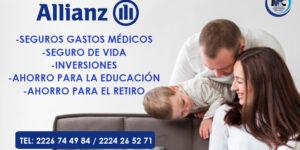 Allianz México seguro de vida seguro gastos medicos inversion ahorro para el retiro mc consultores puebla