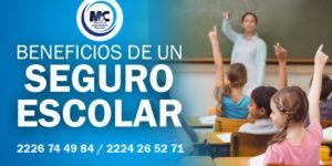 contratar Seguro escolar para accidentes escolares m&c consultores financieros cotizar ahora gratis asesores seguros