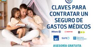 5 claves para contratar un seguro de gastos médicos mayores CONDUSEF axa sura monterrey mapfre bx+ sura seguros en mexico condusef